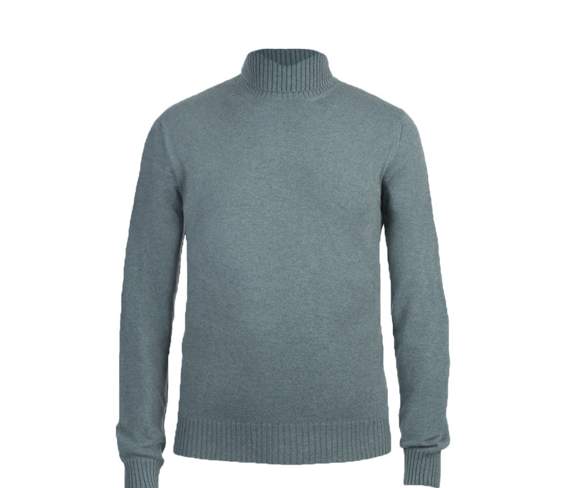 Green Cashmere Roll Neck Rubinacci Sale Low Price Fee Shipping Get To Buy Online Gjnktag