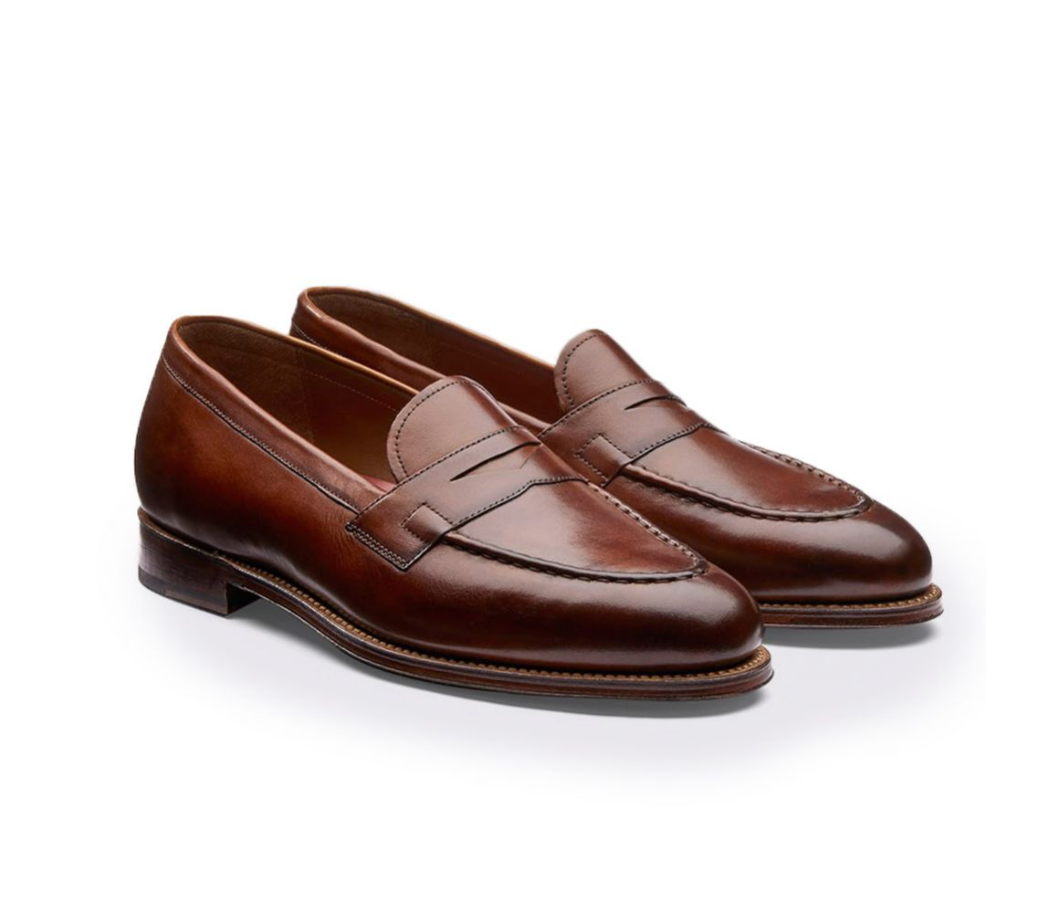 Lloyd Leather Penny Loafers Grenson pUk9Bp