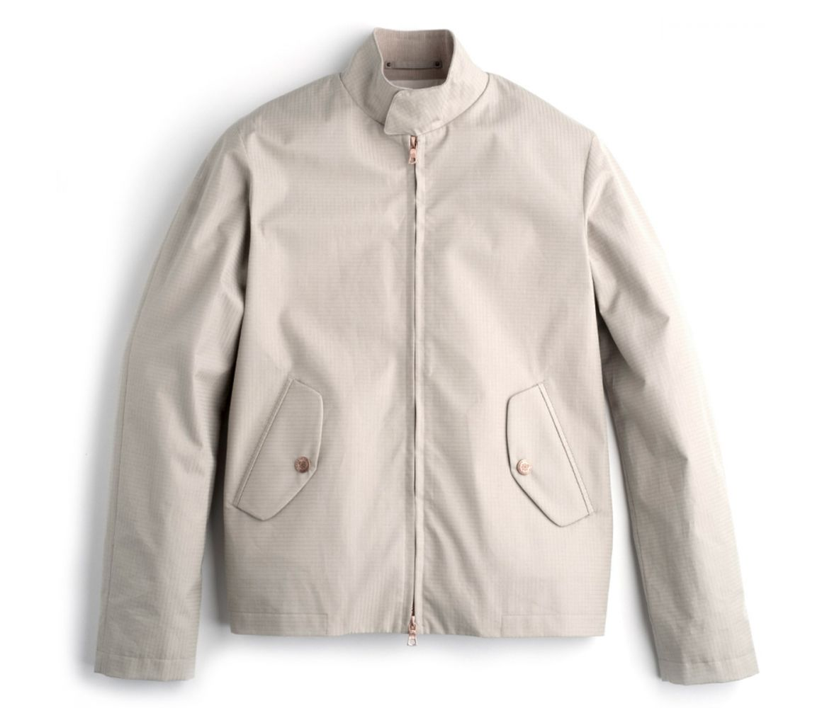 Stone Ripstop Harrington Cotton Ventile Jacket Private White V.C. Discount For Cheap Discount Reliable Buy Cheap Sast Popular Cheap Online Clearance Best Wholesale F9itLoo