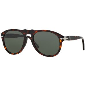 769038d7060d8 Icons PO0649 24 31 Havana with Grey Lenses Sunglasses