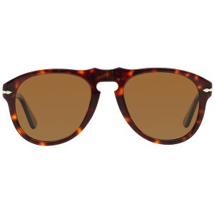 65b486b797ed Icons PO0649 24/57 Havana with Crystal Brown Lenses Sunglasses