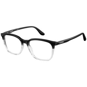 ebafa46290 Black and Clear Gradient Square Frames with Clear Lenses Eyewear CA6641 3NV