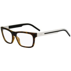 1c437d2855 Blacktie Tortoiseshell and White Square Frames with Clear Lenses Eyewear  184 J05