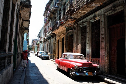 The Streets of Havana, The Rake