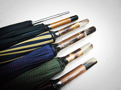 Horn umbrella tips, The Rake