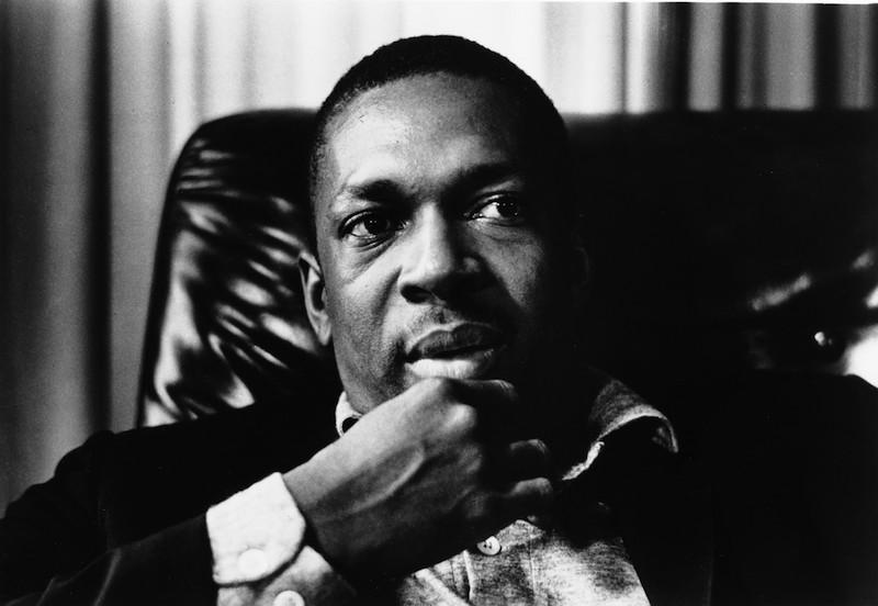 John Coltrane (PC-Jim Marshall)