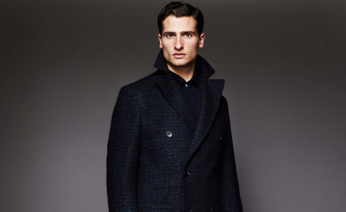 7cbcd6fd2b4ba Gentlemen's outerwear was, quite naturally, born out of a necessity to stay  warm and dry, protecting the wearer's clothes beneath folds of heavy, ...