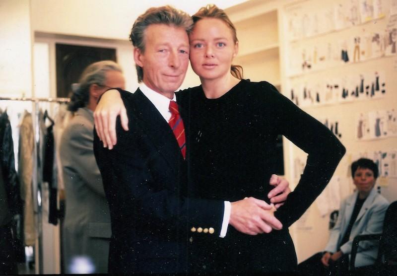 Edward Sexton and Stella McCartney