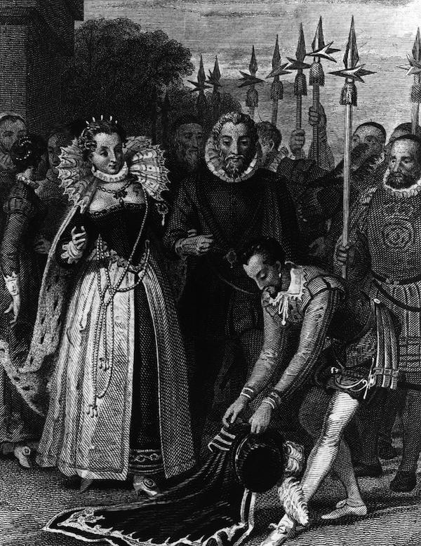 THE FIVE PILLARS OF GENTLEMEN'S ETIQUETTE