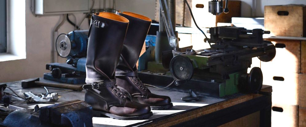 Ludwig Reiter for The Rake: The Husaren Boot