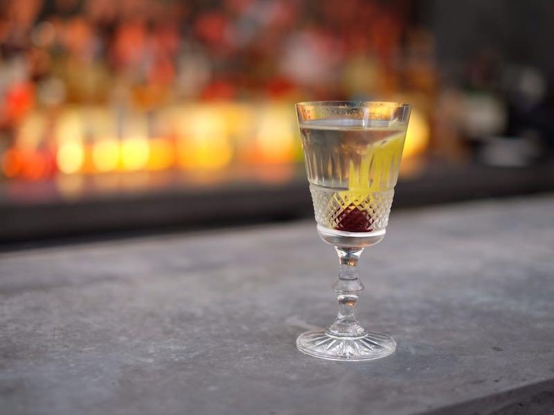 rakish cocktails