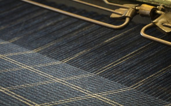 The Huntsman Tweed Project, Part I: The Islay Woollen Mill
