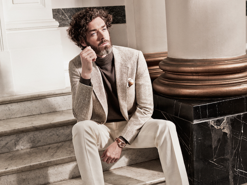 A Love Affair With The White Suit
