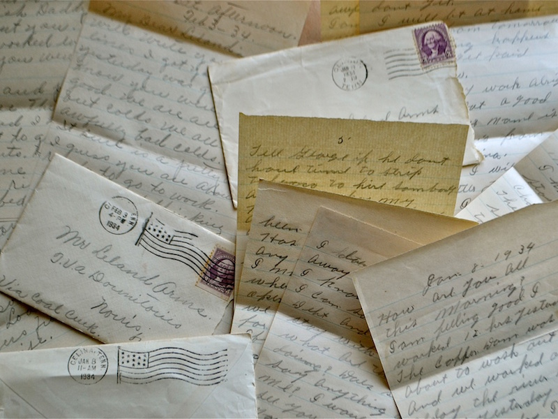 Destroy The Interwebs: The Lost Art of Love Letters | The Rake