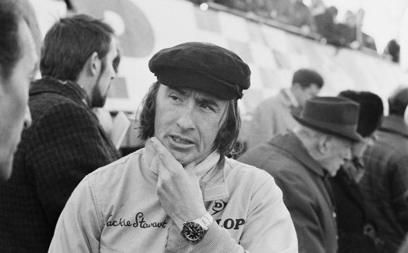Racing Line: Sir Jackie Stewart and Rolex
