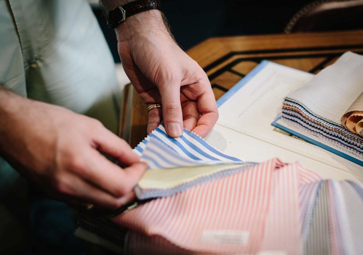 Turnbull And Asser Bespoke Shirts Cost - Nils Stucki