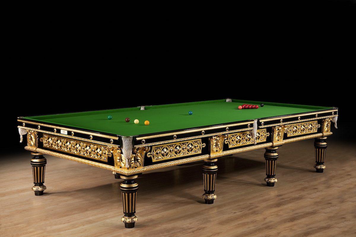 The Impractical Choice Cox Yeman Billiards Table The Rake - Pool table companies