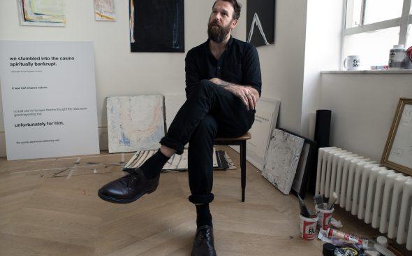 Art on His Sleeve: Richie Culver