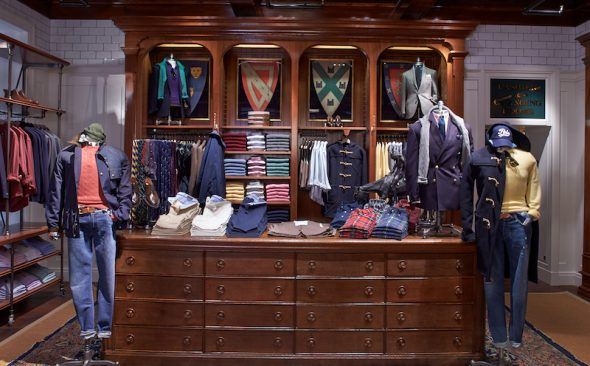 Polo Ralph Lauren Opens Its London Flagship Store