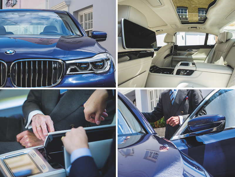 The Rake, BMW, Individual 7 Series, Cars, Engines