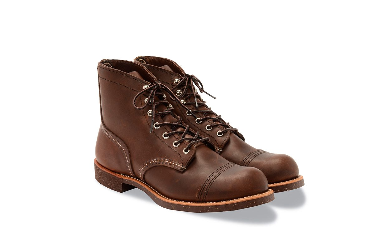 c65df854d61 Invest: Red Wing Iron Ranger 8111 Boots   The Rake