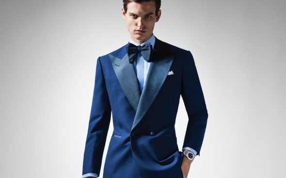 Chester Barrie for The Rake: The Kingly Dinner Suit