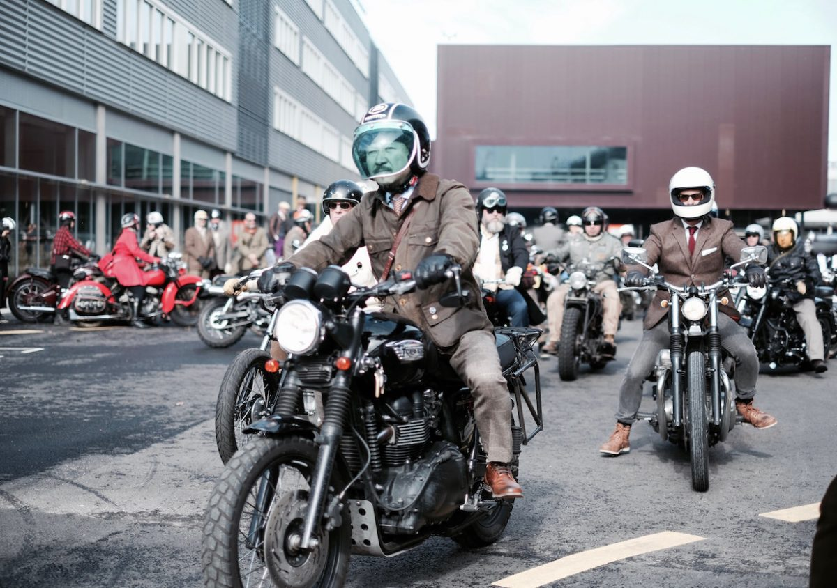 Reflecting Upon The Distinguished Gentleman's Ride 2016