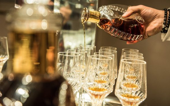 Cognac & Caviar: The Rake with Louis XIII