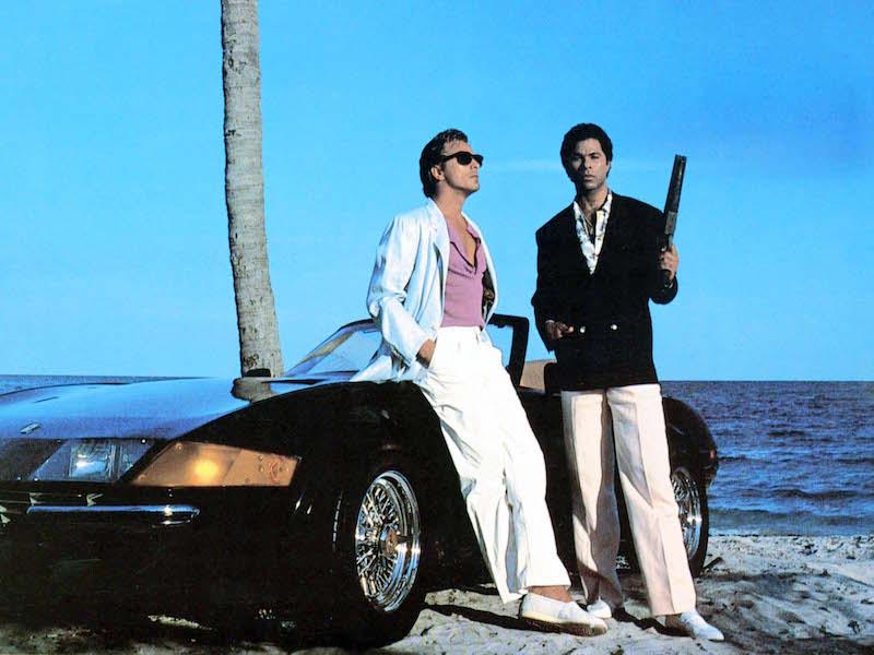 Miami Vice Fashion Designer