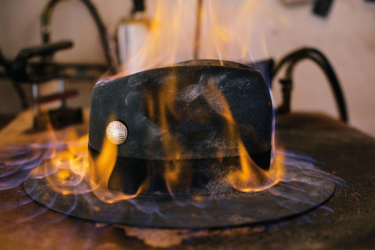 Plain Genius  The Hats of Nick Fouquet  b6221a28c098