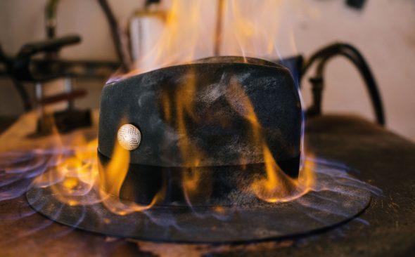 Plain Genius: The Hats of Nick Fouquet
