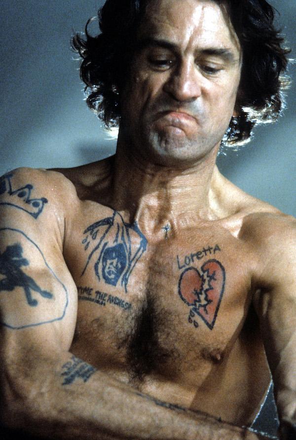 Robert De Niro Muscle