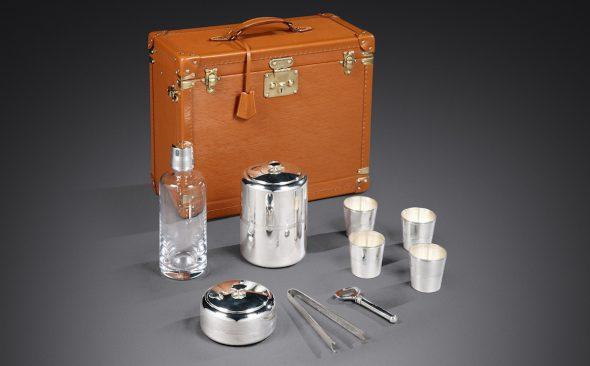 Invest: Antique Louis Vuitton Whisky Trunk