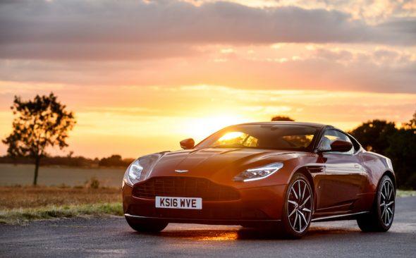 Turbocharged: The Aston Martin DB11