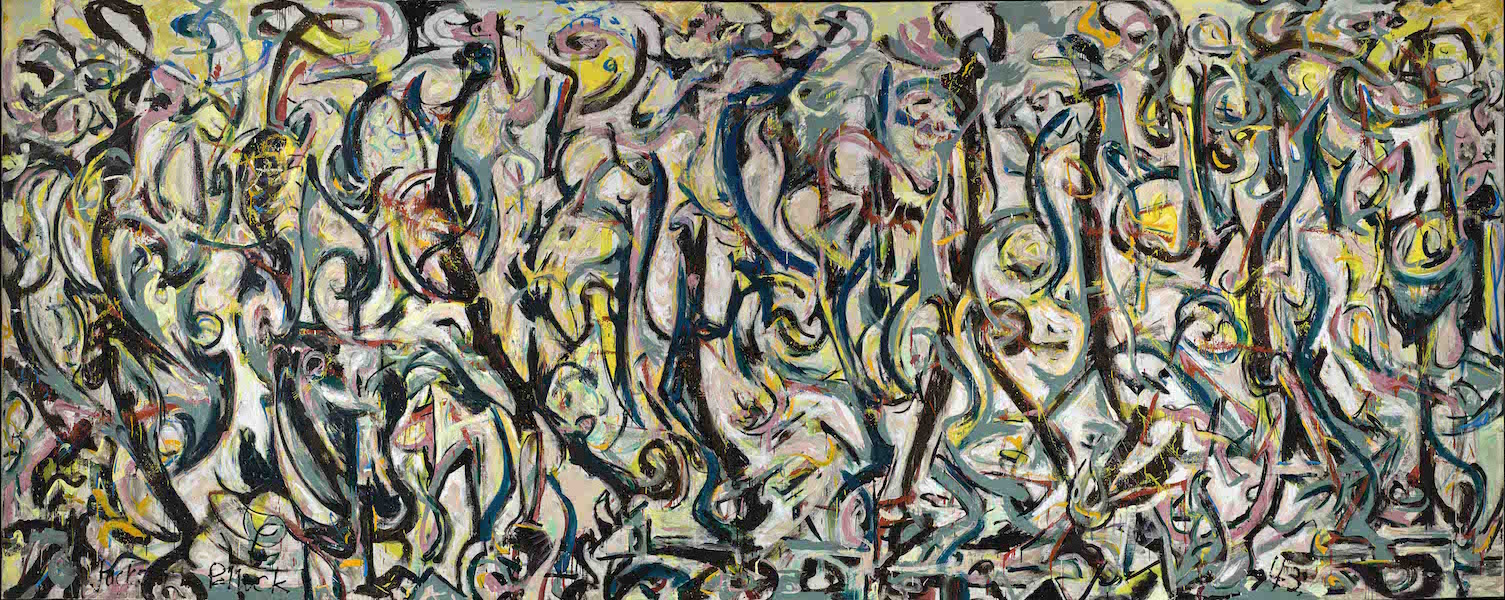 the emergence of abstract expressionism in new york in the 1940s Tate glossary definition for abstract expressionism: term applied to new forms of abstract art developed by american painters in 1940s and 1950s, often characterized by gestural brush-strokes or mark-making, and the impression of spontaneity.