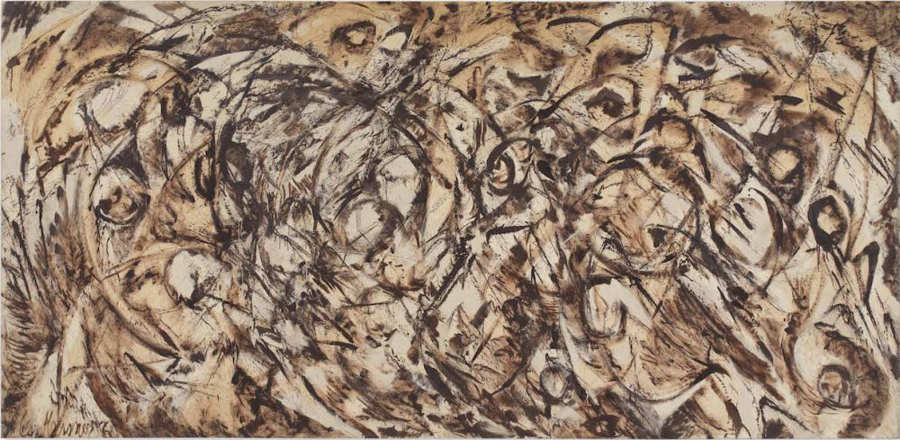 The Rake, Abstract Expressionism, Art, Culture, Lee Krasner,