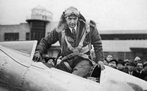 The Sky Devil: Howard Hughes