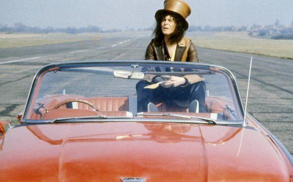 Electric Warrior: Marc Bolan