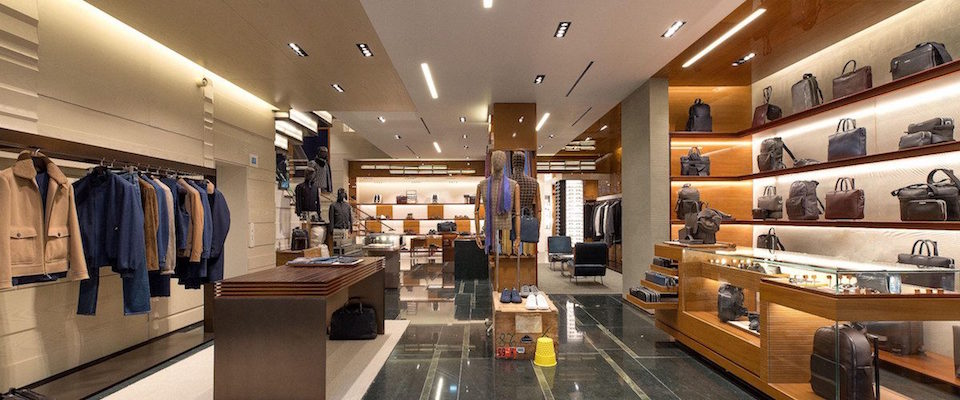 Global Significance: Ermenegildo Zegna Opens on New Bond Street