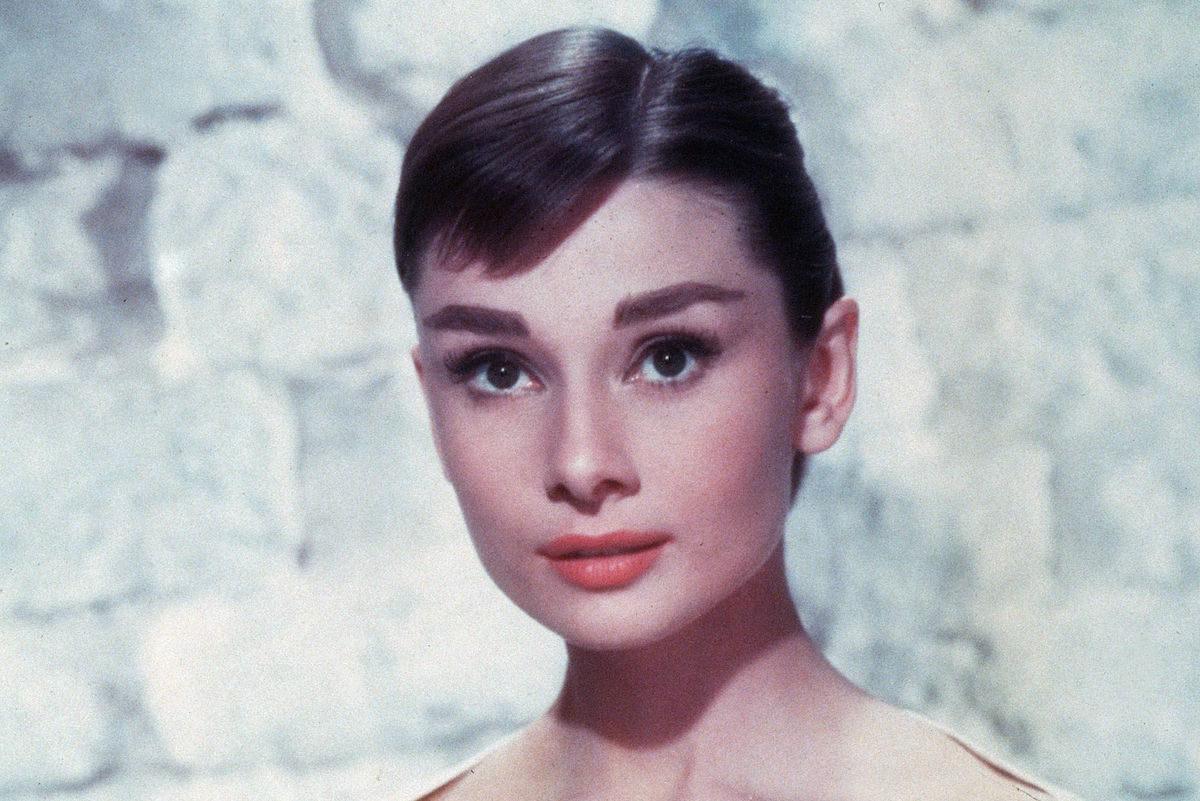 b8b3e5b7 Audrey Hepburn, 1956. Photo by Bud Fraker/Paramount/REX/Shutterstock.