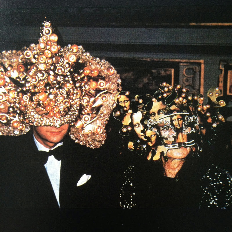 Party Animals: The Rothschild Surrealist Ball | The Rake