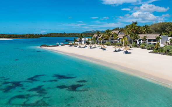 To Heaven and Back: Le Touessrok, Mauritius