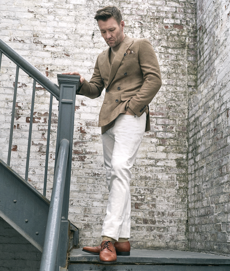 The Rake, Joel Edgerton, Issue 49, Mens Style
