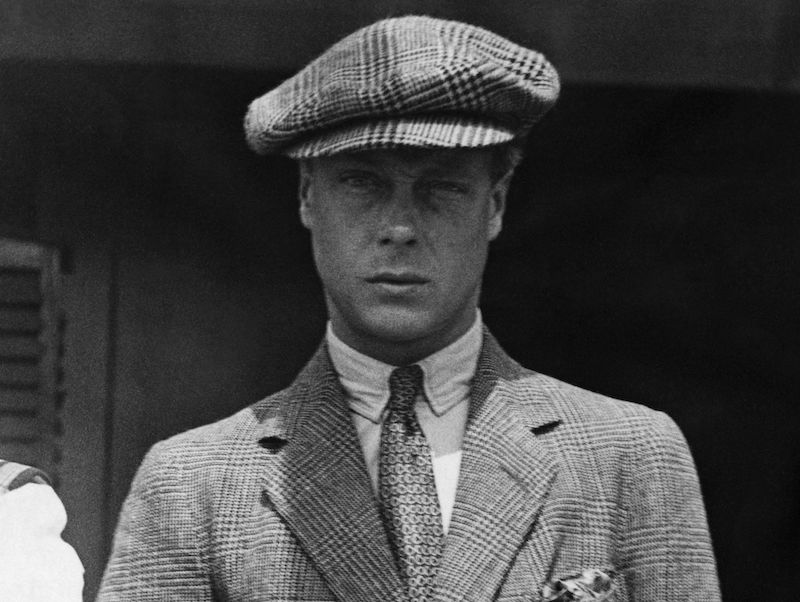 The Rake, Prince of Wales, Edward VIII, Check, Chris Modoo