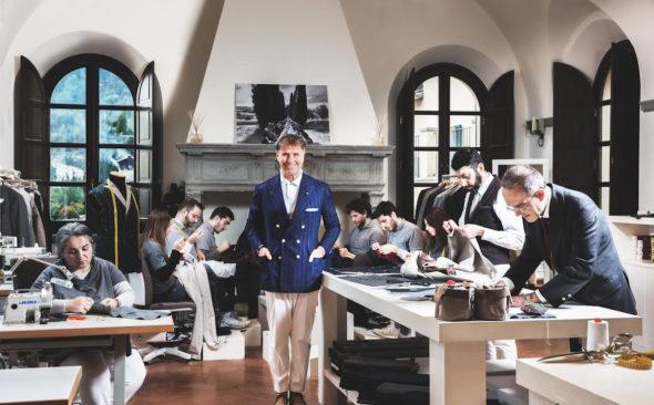 Pitti Uomo 91: Brunello Cucinelli