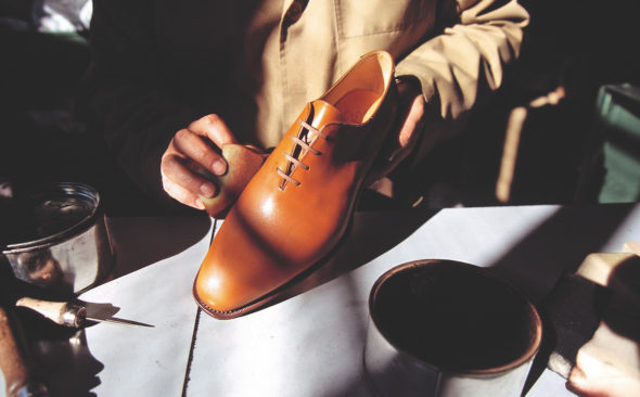 Carmina Footwear Comes to London