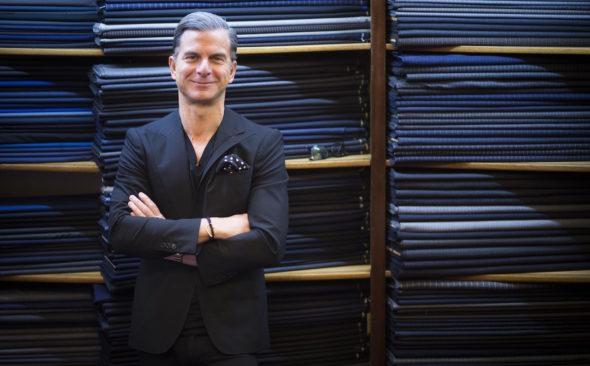 Milan Fashion Week Men's: Cifonelli