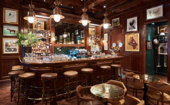 Ralph Lauren Opens Ralph's Coffee & Bar in London