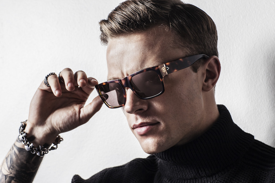 1cdd67bcfcb Oliver Goldsmith for The Rake Eyewear Collection