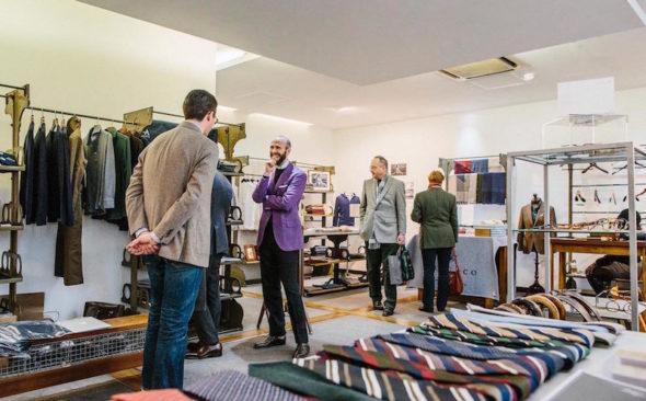 Simon Says: Permanent Style Presents Pop-Up Shop